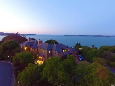 Tiburon Single Family Home For Sale: 16 Cibrian Drive