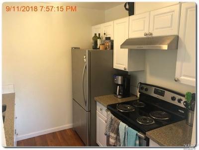 Rohnert Park Condo/Townhouse For Sale: 1305 Southwest Boulevard #G