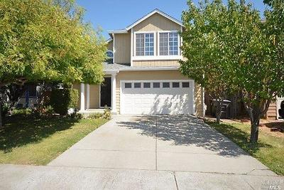 Suisun City Single Family Home For Sale: 333 Parkside Drive