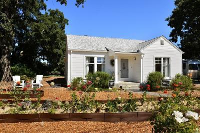 Santa Rosa Single Family Home For Sale: 1763 Rose Avenue