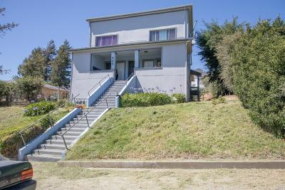Vallejo Multi Family 5+ For Sale: 620 Pennsylvania Street