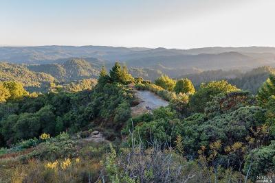 Guerneville Residential Lots & Land For Sale: 19338 McCray Ridge Road