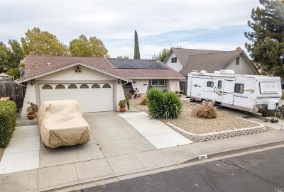 Suisun City Single Family Home For Sale: 503 Acapulco Court