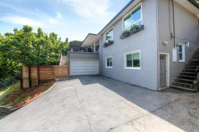 Mill Valley Single Family Home For Sale: 105 Circle Avenue