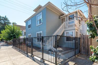 Vallejo Multi Family 2-4 For Sale: 1313 Sacramento Street