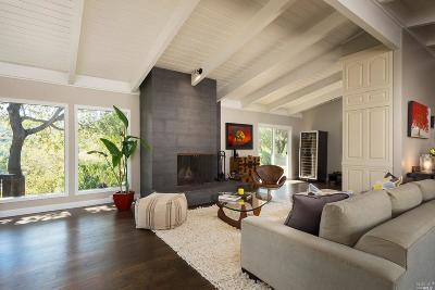 San Rafael Single Family Home For Sale: 19 Knoll Way
