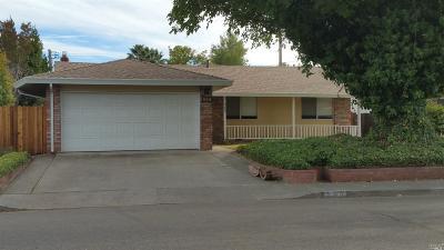 Vacaville Single Family Home For Sale: 565 West Monte Vista Avenue