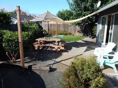 Santa Rosa Single Family Home For Sale: 3616 Yale Drive