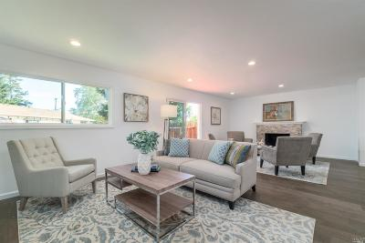 Rohnert Park Single Family Home For Sale: 583 Anson Avenue