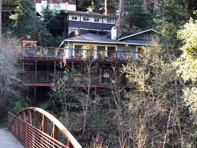 Camp Meeker Rental For Rent: 81 1st Street