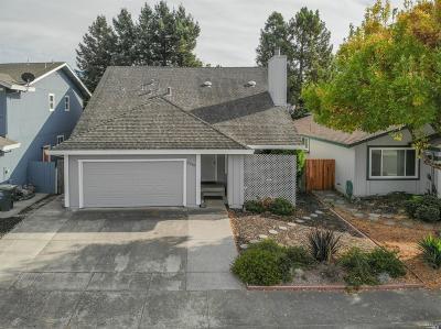 Santa Rosa Single Family Home For Sale: 2330 Jose Avenue