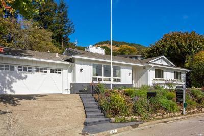 San Rafael Single Family Home For Sale: 65 Balboa Avenue