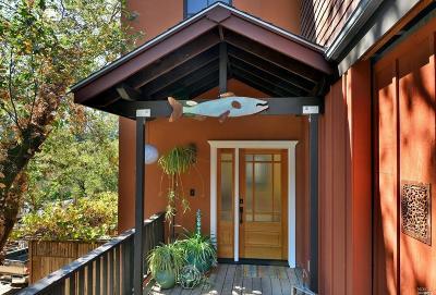 Sonoma Single Family Home For Sale: 17247 Hillside Avenue