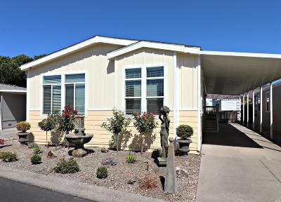 Yountville Mobile Home For Sale: 6468 Washington Street #232, 232