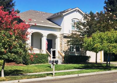 Sonoma County Single Family Home For Sale: 1446 Great Heron Drive