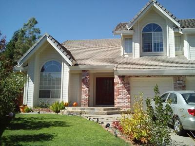 Fairfield CA Single Family Home For Sale: $679,000