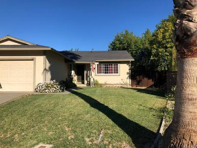Vacaville CA Single Family Home For Sale: $420,000