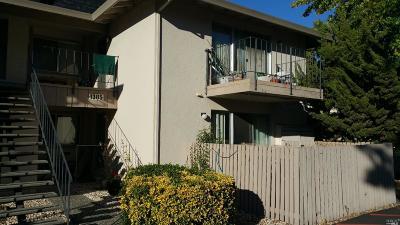 Rohnert Park Condo/Townhouse For Sale: 1305 Southwest Boulevard #E