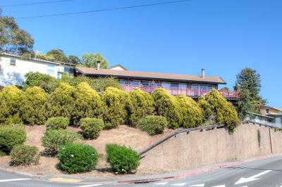 San Rafael Single Family Home For Sale: 2 Embarcadero Way