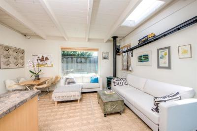 Stinson Beach Single Family Home For Sale: 21 Calle Del Pinos