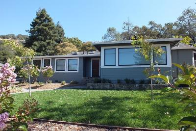 Napa Single Family Home For Sale: 1422 Meek Avenue