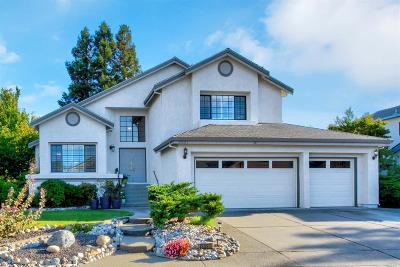 Fairfield CA Single Family Home For Sale: $490,000