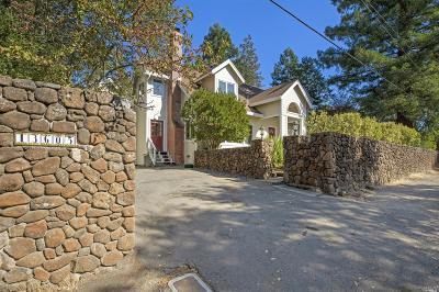 Glen Ellen Single Family Home For Sale: 13605 Garric Avenue