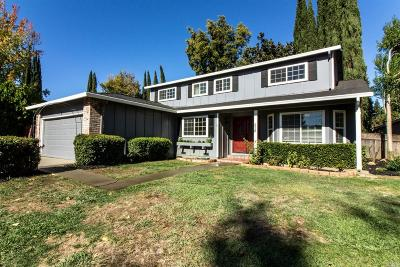 Vacaville Single Family Home For Sale: 578 Ridgewood Drive