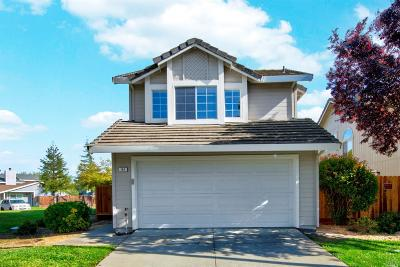 Vacaville CA Single Family Home Contingent-Show: $390,000