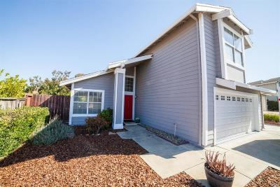 Vallejo Single Family Home For Sale: 34 Brighton Drive