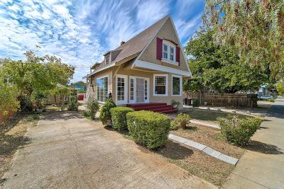 Fairfield Single Family Home For Sale: 927 Broadway Street