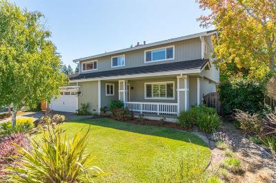 Single Family Home For Sale: 10 Santa Ynez Circle