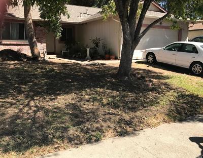 Fairfield Single Family Home For Sale: 2956 Juniper Street