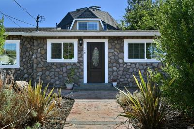 Santa Rosa Single Family Home For Sale: 1440 Russell Avenue