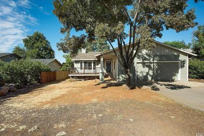Hidden Valley Lake Single Family Home For Sale: 16951 Greenridge Road