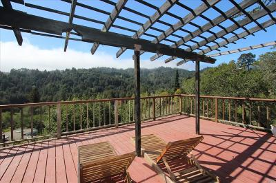 Mill Valley Single Family Home For Sale: 71 Tamalpais Avenue