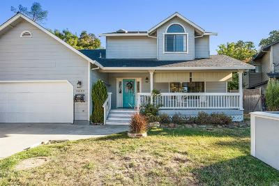 Hidden Valley Lake Single Family Home For Sale: 18654 North Shore Drive