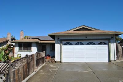 Suisun City Single Family Home For Sale: 334 Canvasback Drive
