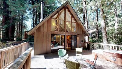 The Sea Ranch Single Family Home For Sale: 36440 East Ridge Road