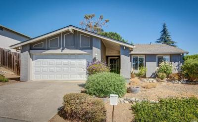 Benicia Single Family Home Contingent-Show: 410 Ofarrell Drive
