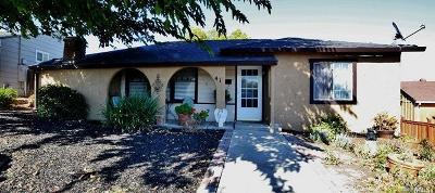 Benicia Single Family Home For Sale: 41 Corte Dorado Court