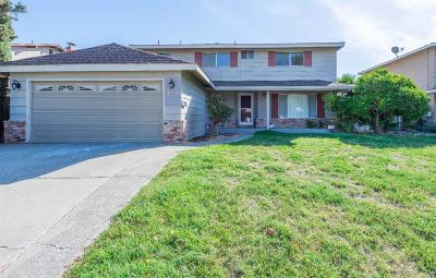 Solano County Single Family Home For Sale: 1734 Barton Drive
