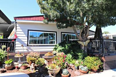Yountville Mobile Home For Sale: 6468 Washington Street #150, #15