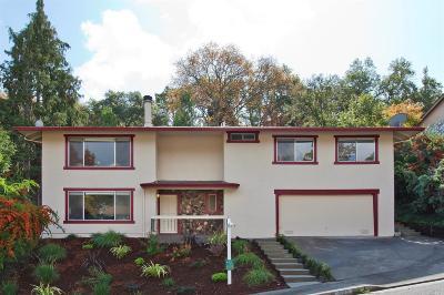Novato Single Family Home For Sale: 625 Arlington Circle