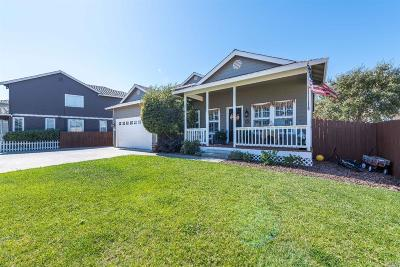 Napa Single Family Home For Sale: 15 Moss Court