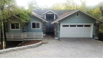 Kelseyville CA Single Family Home For Sale: $315,000