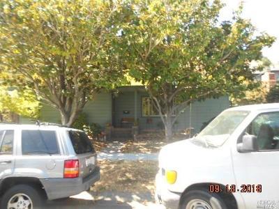 San Rafael Single Family Home For Sale: 383 Irwin Street
