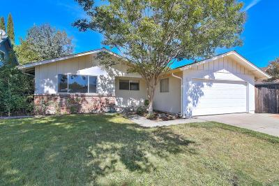 Vacaville Single Family Home For Sale: 461 Wilmington Way