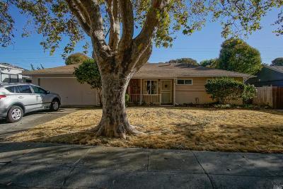 Vallejo Single Family Home For Sale: 2417 Helen Avenue