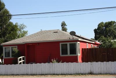 Covelo Single Family Home For Sale: 76380 Lovell Street